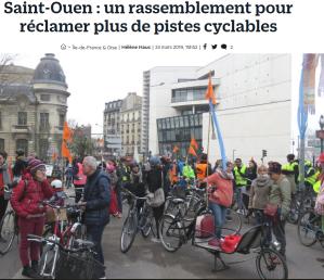 vélorution saint-ouen