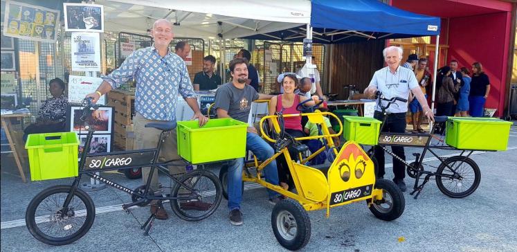 Vélorution 2019 et vélos SO cargo